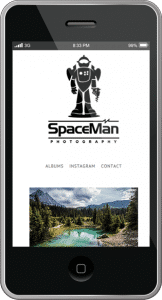 SpaceMan Photography - Mobile
