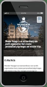 Wonder Voyage - Mobile
