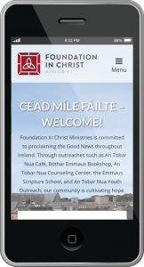 Foundation in Christ - Mobile Version