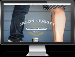 Jason & Kristy - Desktop