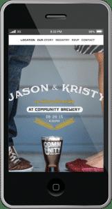 Jason & Kristy - Mobile
