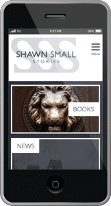 Shawn Small Stories - Mobile Version